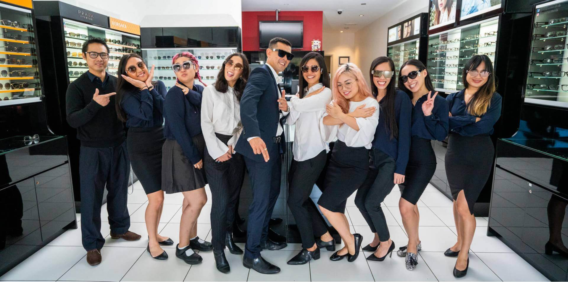eye care team