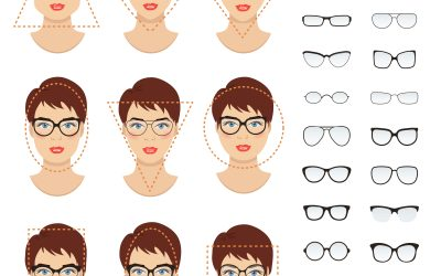 GLASSES TO SUIT YOUR FACE SHAPE