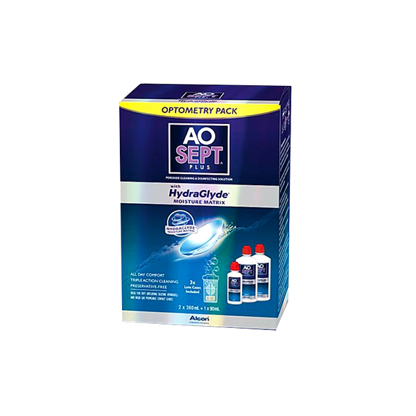 AO Sept Lens Cleaning Solution