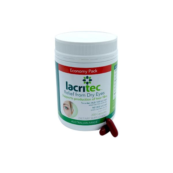 Lacritec dry eye Capsules