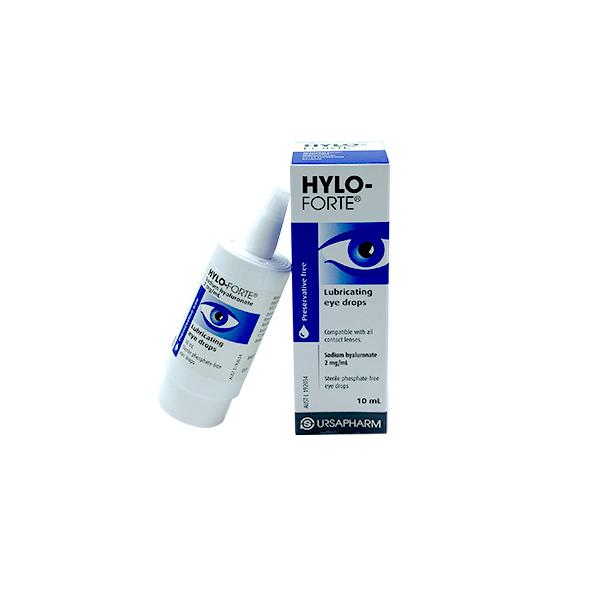 Hylo-Forte eye drops